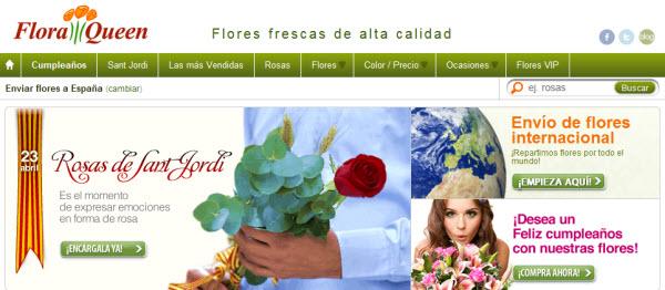 rosas a domicilio para sant jordi