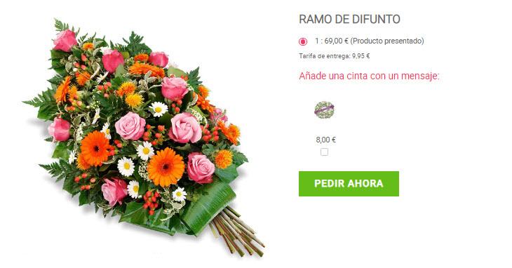 comprar flores en el mismo dia