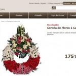 Comprar coronas de flores