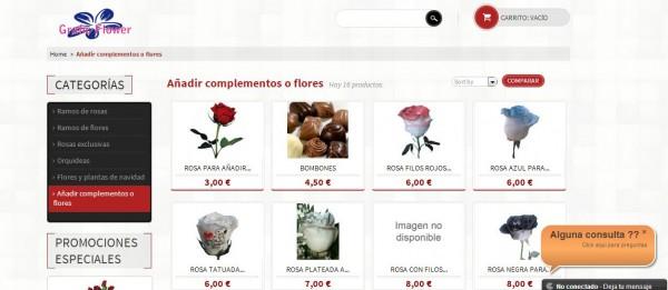 Confía en Grafic Flower para regalar flores por Internet
