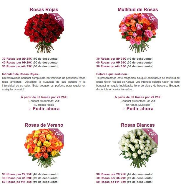 mandar flores a domicilio