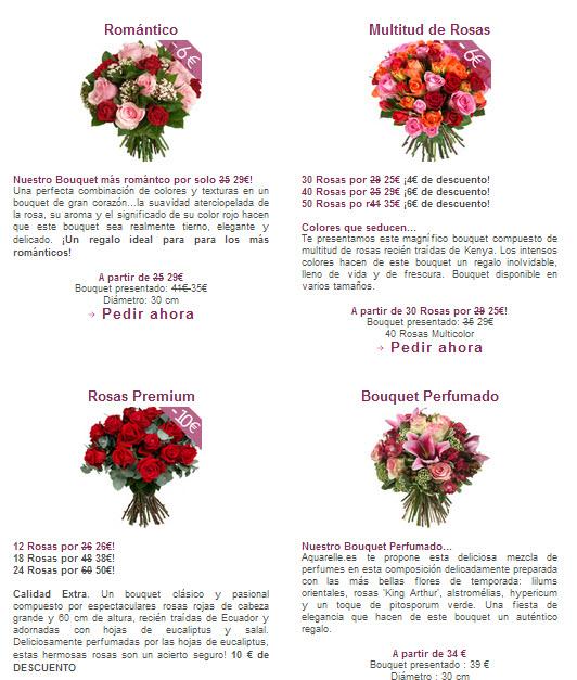 Flores A Domicilio Baratas Ahorra Hasta Un 50