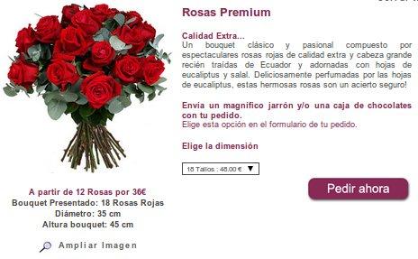 Rosa Sant Jordi, la leyenda viva llega a las floristerías online