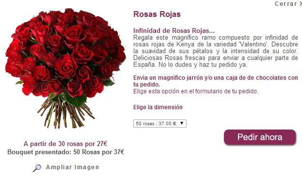 rosas rojas Aquarelle