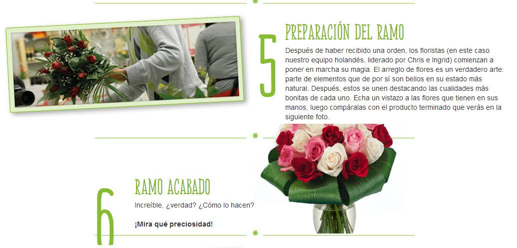 pedidos de flores Floraqueen