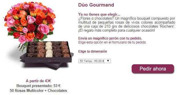 Flores Y Bombones A Domicilio 2 Alternativas Baratas