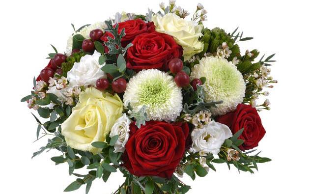 flores de navidad baratas