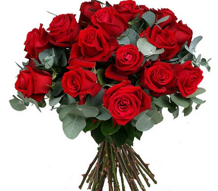 ramos de flores san valentín