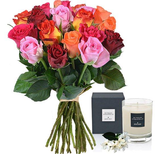 regalar flores para nacimiento