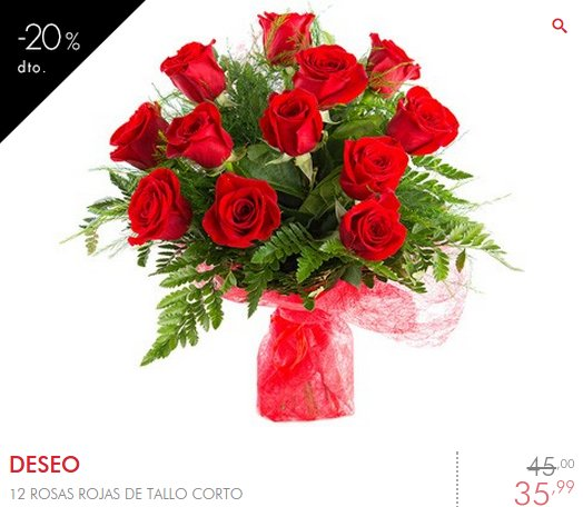 Flores Sant Jordi online 2015