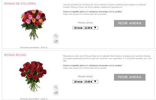Coronas funerarias precios