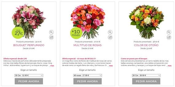 Flores de pascua 2015 baratas