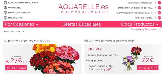 Flores de pascua 2015 baratas: online y a domicilio