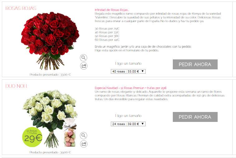 enviar flores reyes