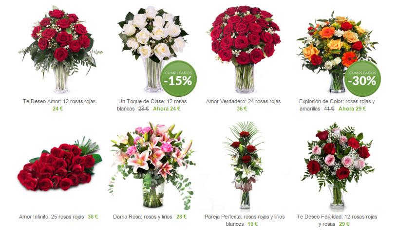 enviar flores a alemania