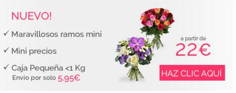 ofertas flores san valentin ultima hora