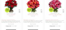 Rosas San Valentin: ofertas baratas online a domicilio