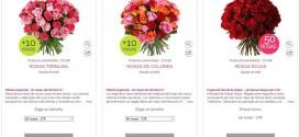 Bouquet de flores online y barato a domicilio