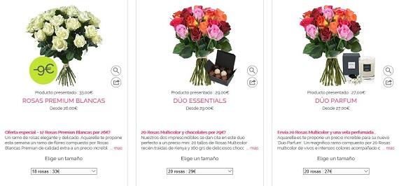 Flores día de la madre 2016 online y baratas a domicilio