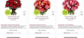 Rosas Sant Jordi para regalar: baratas, online y a domicilio