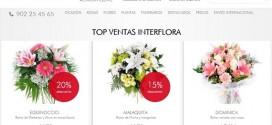Interflora: opiniones sobre plantas, rosas y orquídeas online