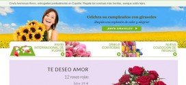 Comprar flores baratas y online a domicilio por Internet