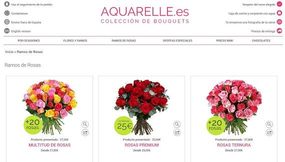 comprar flores baratas