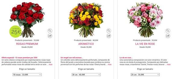 flores de verano online