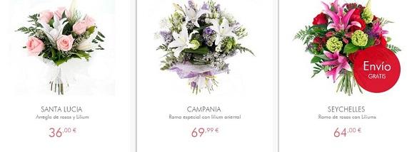 flores de verano para regalar