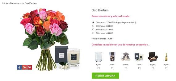 Flores para cumplea os baratas online a domicilio - Plantas de plastico baratas ...