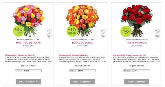 Tipos De Rosas Para Ramos Y Regalar Precios Y Caracteristicas