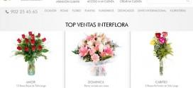 Arreglos florales sencillos y baratos: por Internet y a domicilio