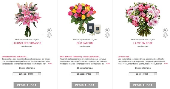 flores-para-felicitar-baratas