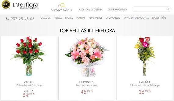 Flores de otoño online y baratas a domicilio: precios para regalar
