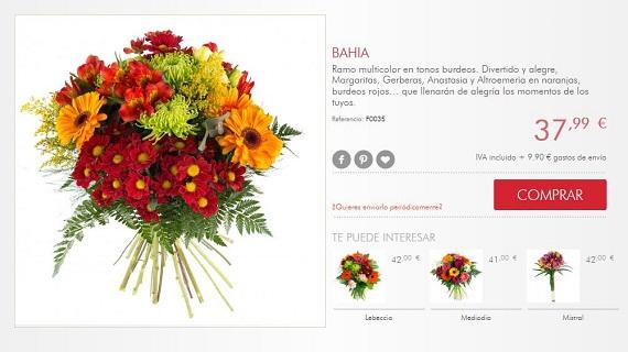 Flores de oto o online y baratas a domicilio precios para - Plantas de plastico baratas ...