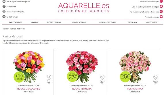 Flores de Navidad por Internet: baratas y online a domicilio