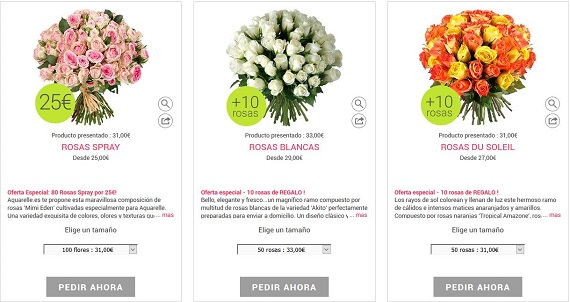 Aquarelle rosas