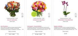 Flores San Valentín baratas, online y a domicilio: rosas