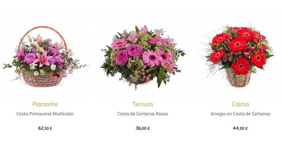 arreglos de flores para empresas