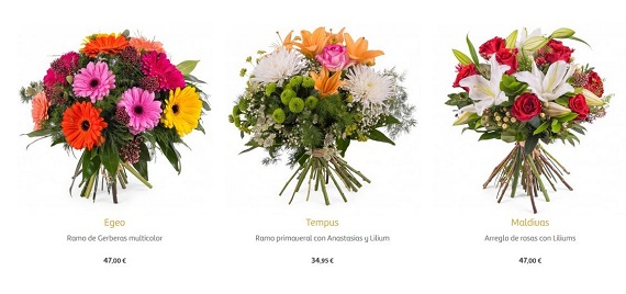ramos de flores para empresas