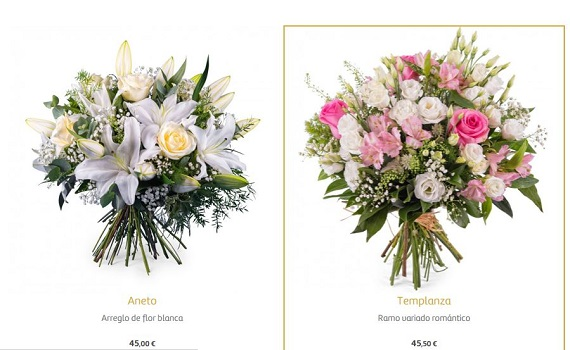 flores dia de la madre baratas