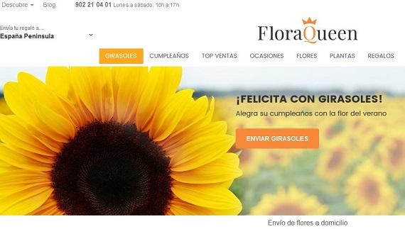 enviar flores floristerias
