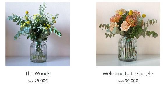 flores para hospitales