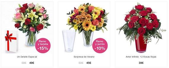 mejores floristerías España