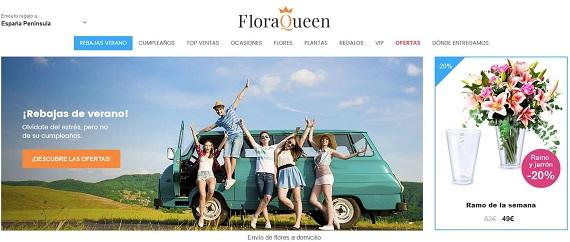 mejores floristerías online