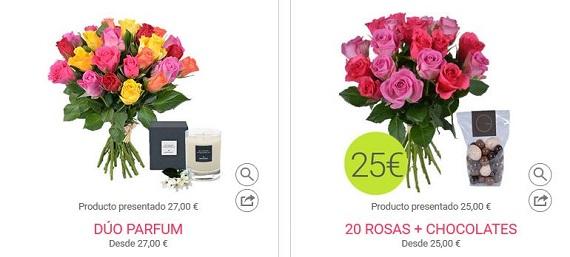 mejores floristerías por Internet