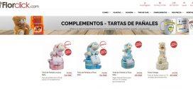 Tartas de pañales a domicilio online: precios neceser niño y niña
