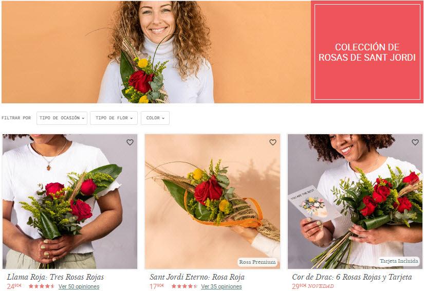 Regalar cesta de flores para el día de la madre