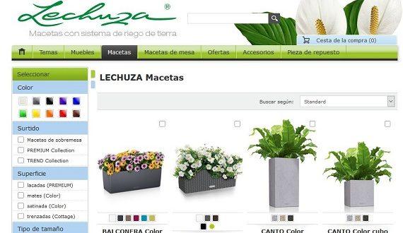 Lechuza: opiniones, comentarios y precios de macetas, jardineras y balconeras