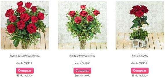 quedeflores rosas